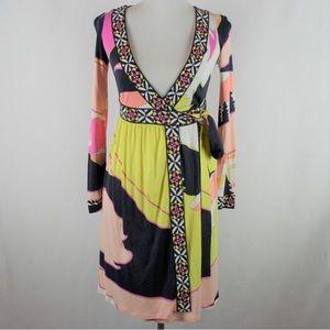 Vintage Emilio Pucci wrap dress